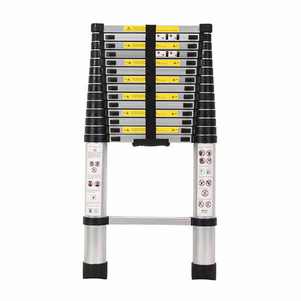 4.4m Aluminum Telescopic ladder