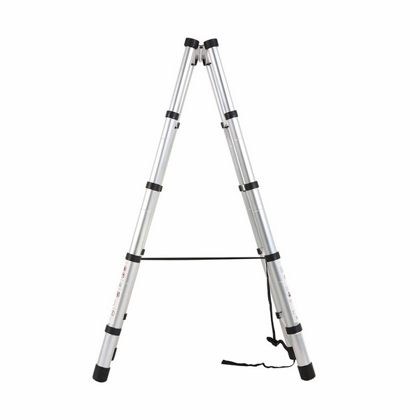 1.4m+1.4m Telescopic Combination Ladder