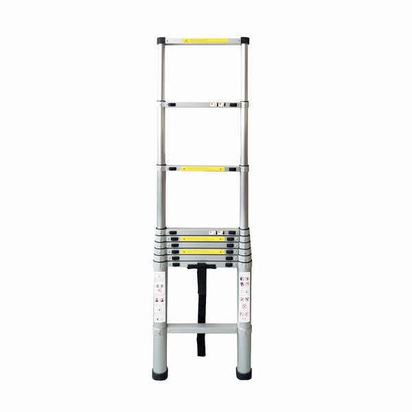 2.9m All Aluminum Telescopic Ladder