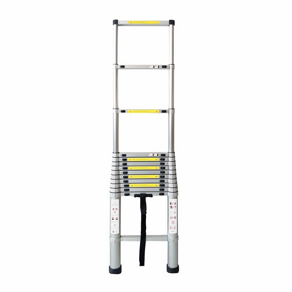 4.1m All Aluminum Telescopic Ladder