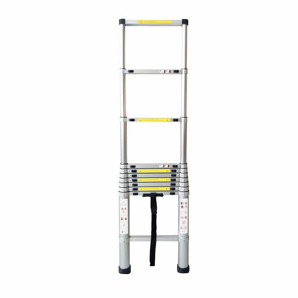 3.8m All Aluminum Telescopic ladder