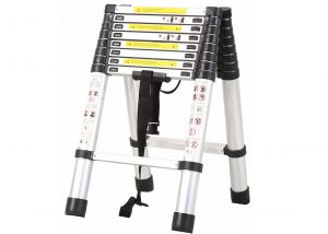 2.6m+2.6m Telescopic Combination Ladder