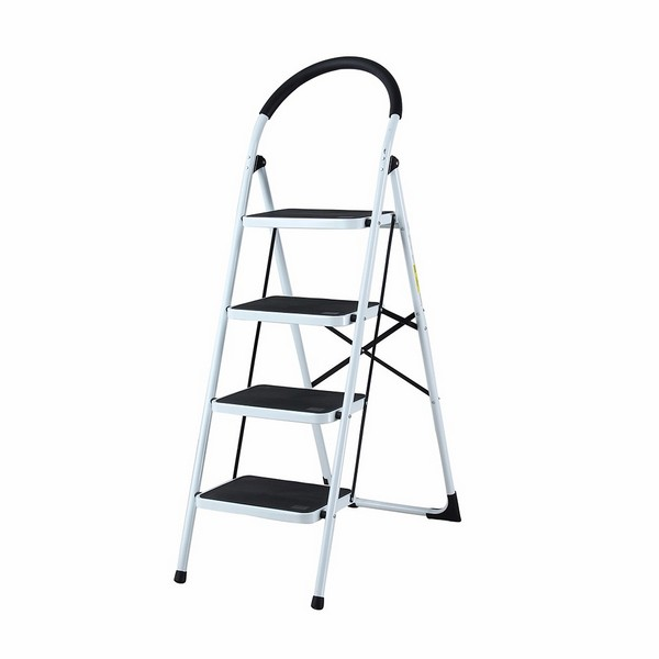 4-Step Steel Step Stool