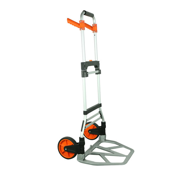 JHH-Ht8216 steel tall heavy folding hand truck