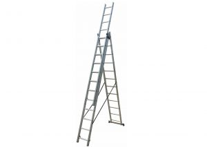 3-Section Extension Ladder