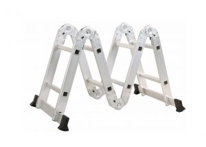 4*2 Aluminum multi purpose folding ladder