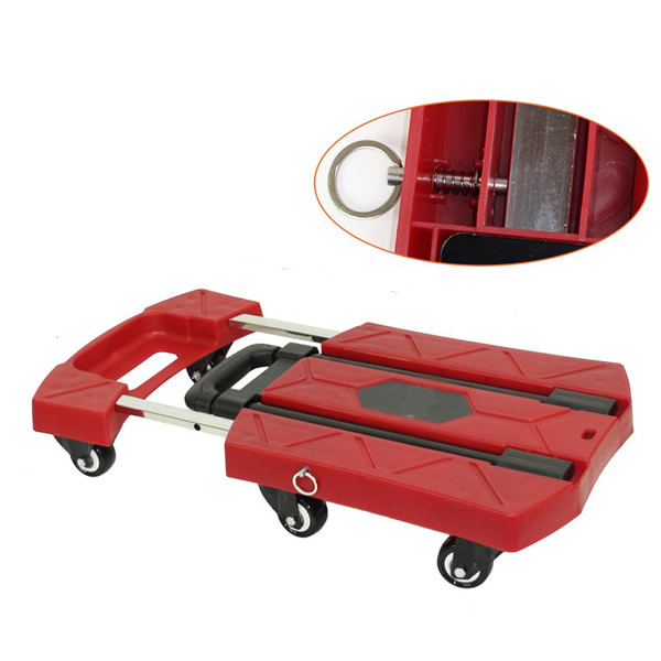 JHX-Ht8106 plastic folding trolley