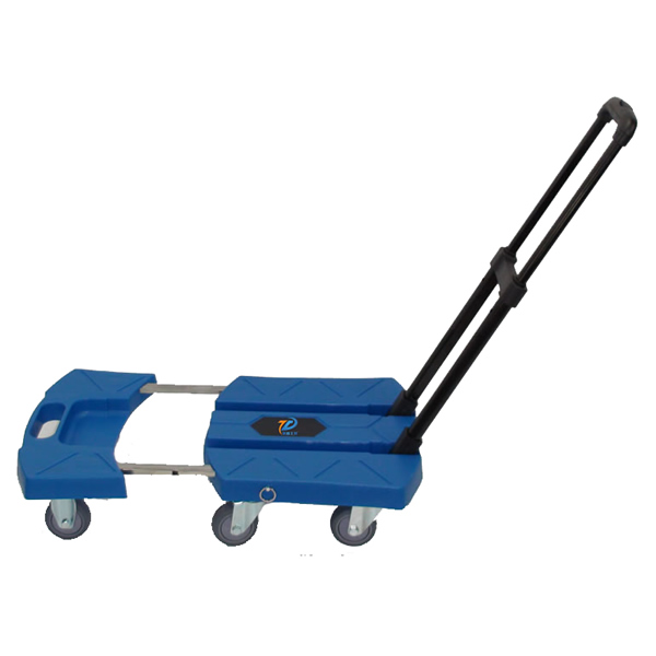 JHX-Ht8107 plastic folding trolley