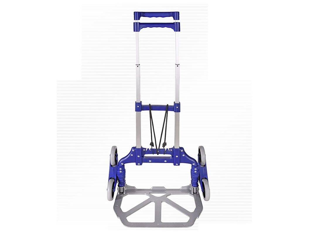 Six Wheels Stair Climbing Folding Hand Trolleys