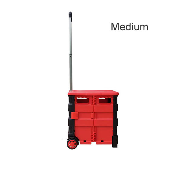 JHZ-Ht8121 Folding Boot Cart Shopping Trolley