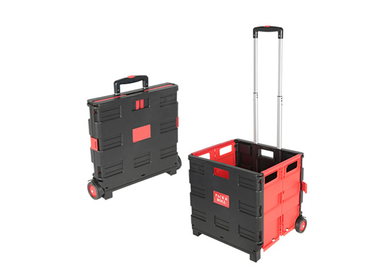 JHZ-Ht8122 Folding Boot Cart Shopping Trolley