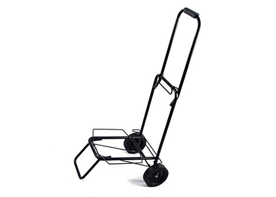 JHJ-Ht8233 Plastic sprayed steel trolley luggage