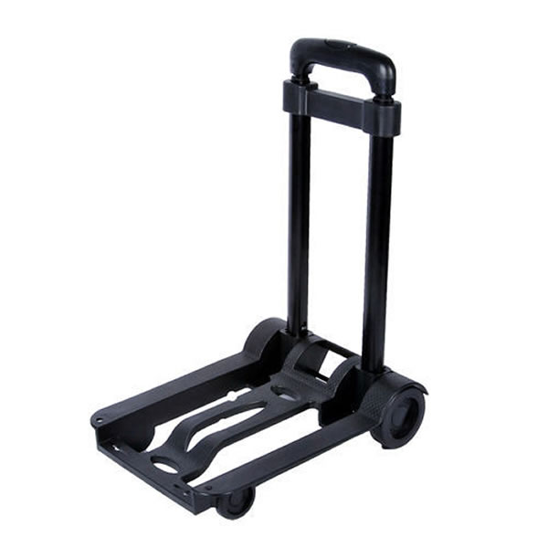 Aluminum alloy portable luggage cart