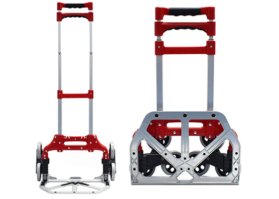 New Six-Wheeled Stair Climbing Folding Hand Trolleys
