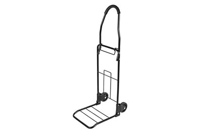 110 lb Capacity Steel Folding Hand Trolley ,Portable Folding Hand Truck