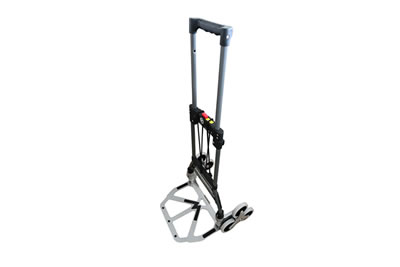 Steel Stair Climbing Folding Hand Truck with 6 Wheels