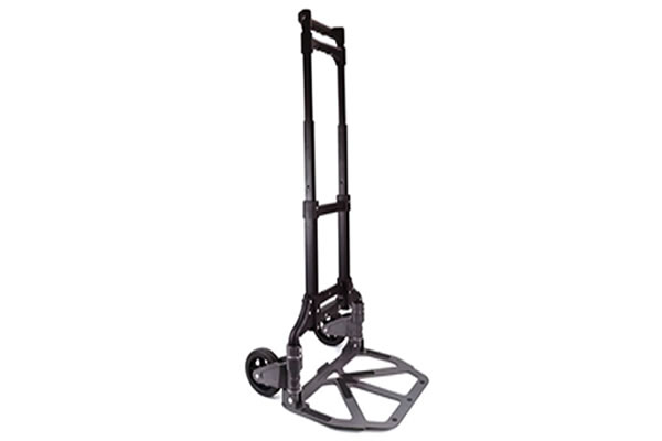 Luxury all-aluminum light folding hand truck